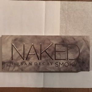 Urban Decay Naked Smoky Eye Shadow Palette